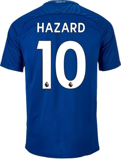 Nike Kids Eden Hazard Chelsea Home Jersey 2017-18