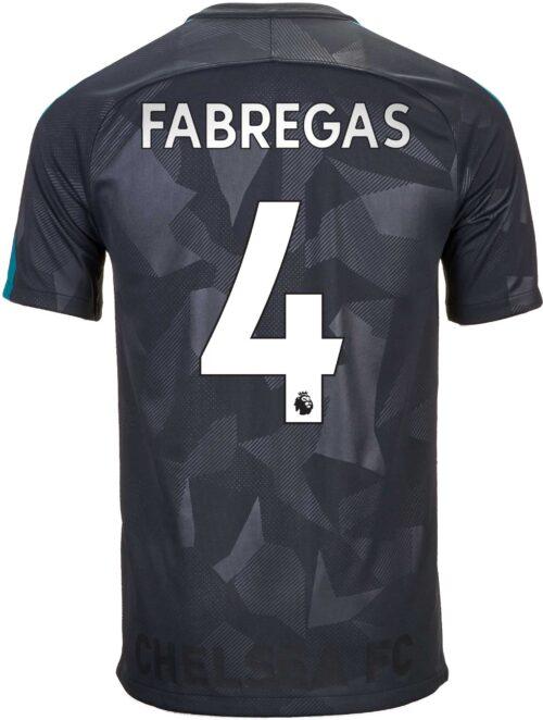 2017/18 Nike Kids Cesc Fabregas Chelsea 3rd Jersey