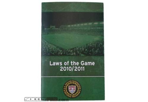 KwikGoal FIFA Laws of the Game  2010-2011 Edition