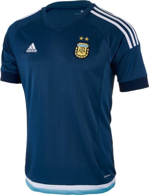 adidas Argentina Away Jersey 2015