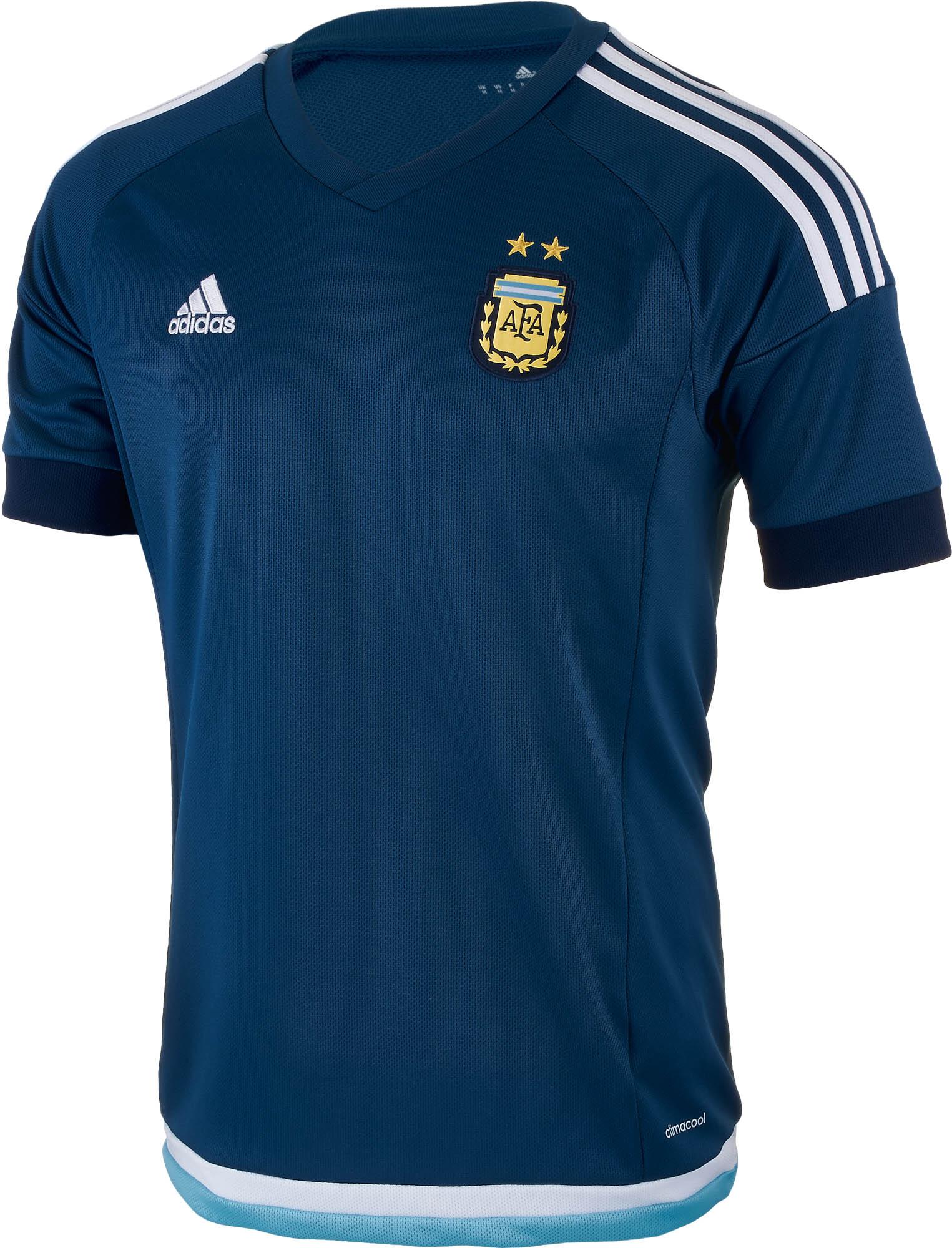 2015 adidas Argentina Away Jersey - Argentina Jerseys