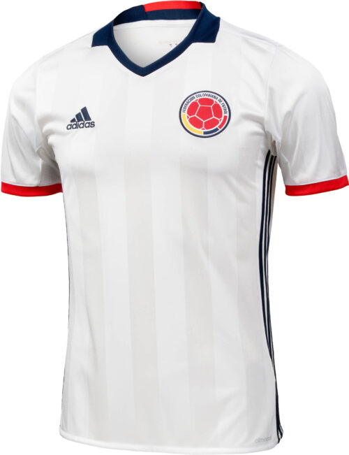 adidas Kids Colombia Home Jersey 2016-17
