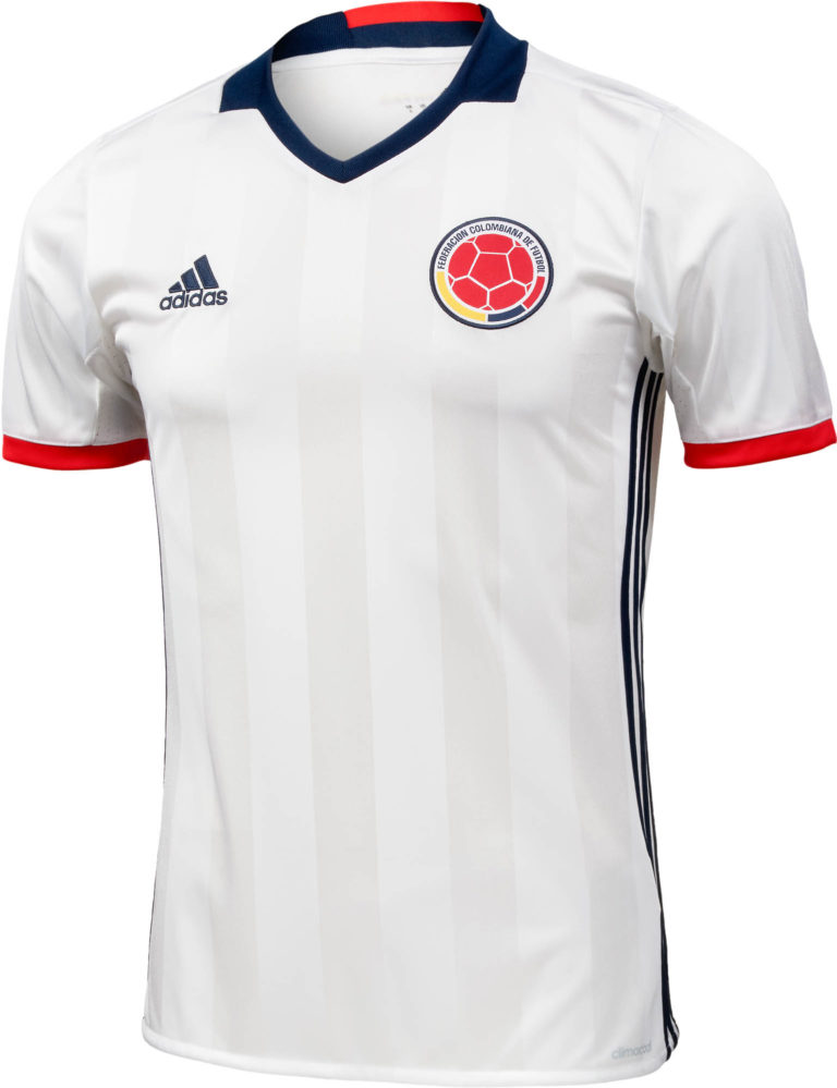 adidas Colombia Home Jersey 2016-17