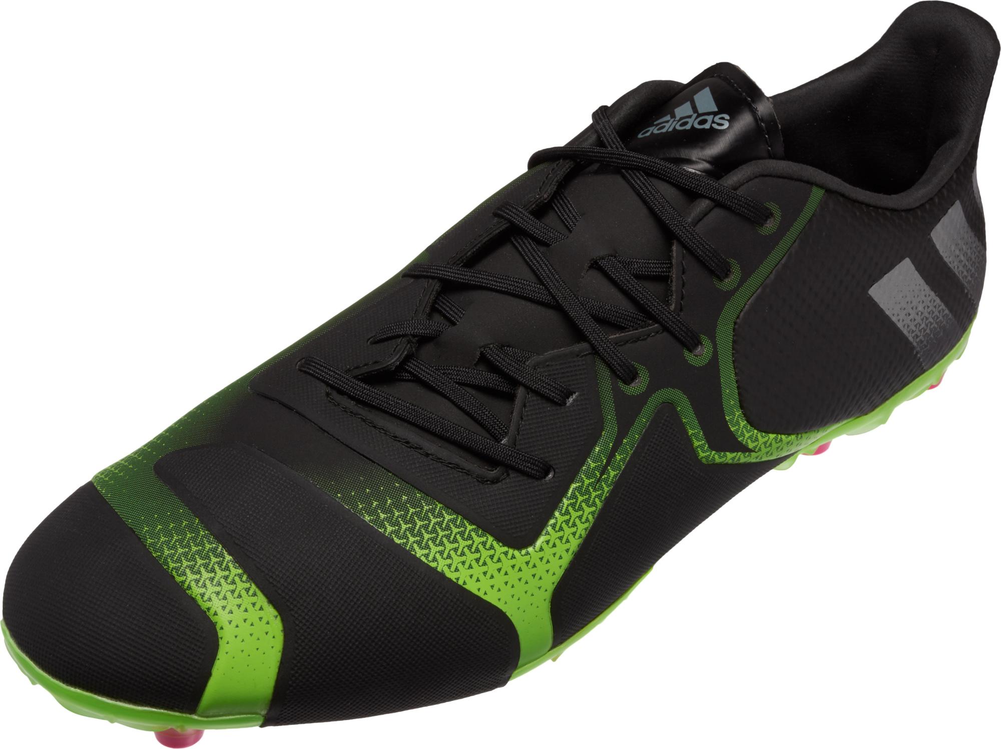 new arrival 3092a 1623d adidas ACE 16 TKRZ Soccer Shoes – Solar Green