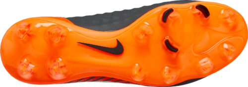 Nike Magista Obra 2 Pro DF FG – Dark Grey/Total Orange