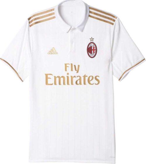 adidas AC Milan Away Jersey 2016-17