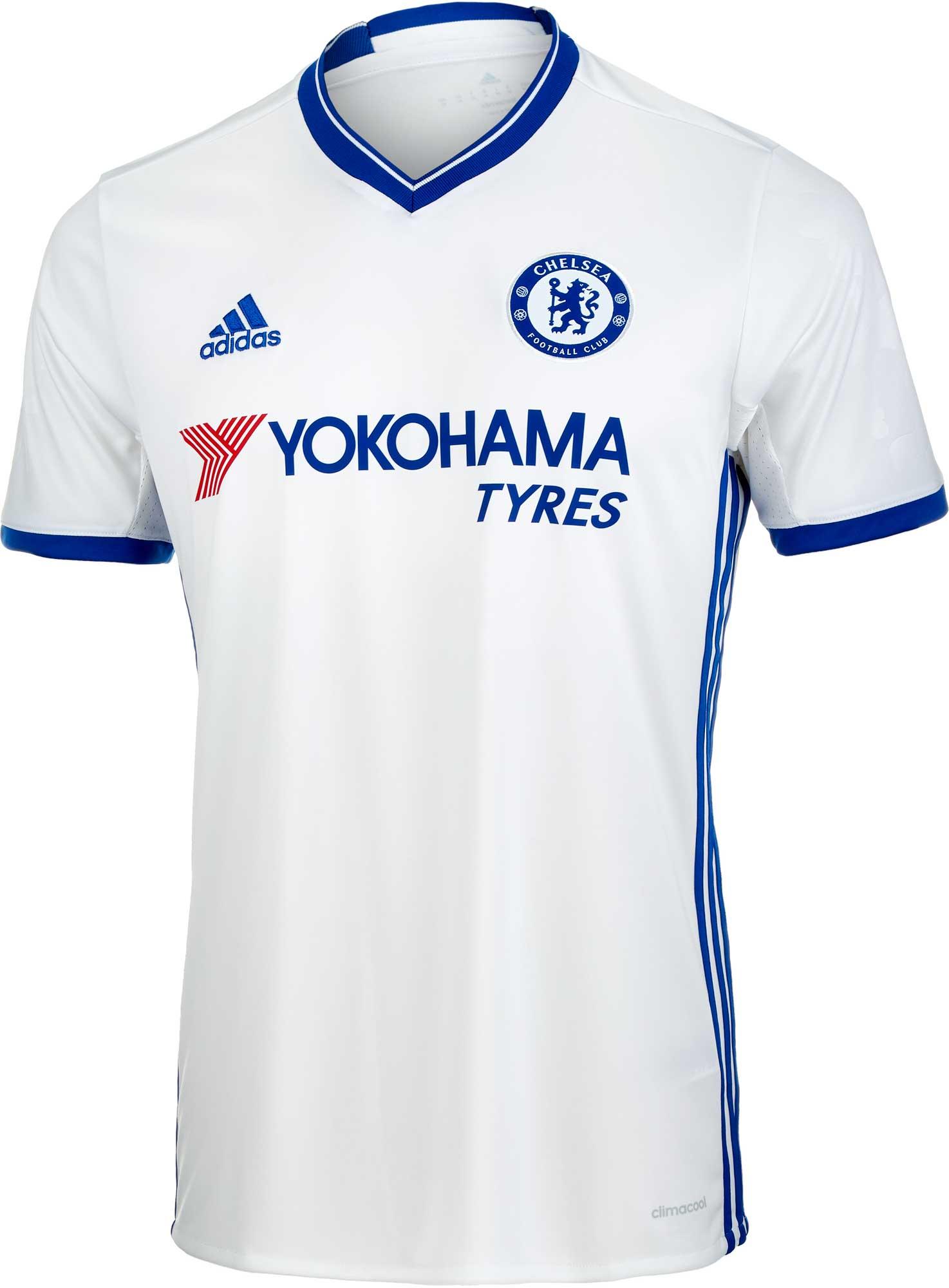 Thibaut Courtois Chelsea Shirt
