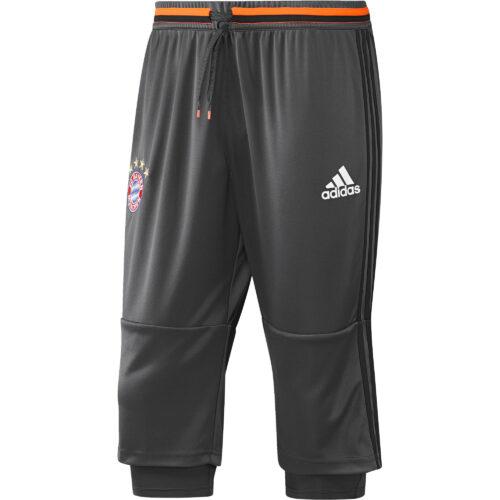 adidas Bayern Munich 3/4 Training Pant – DGH Solid Grey