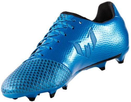 adidas Messi 16.2 FG – Shock Blue/Matte Silver