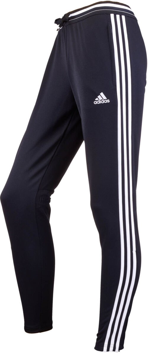 adidas Womens Condivo 16 Training Pant – Black/White