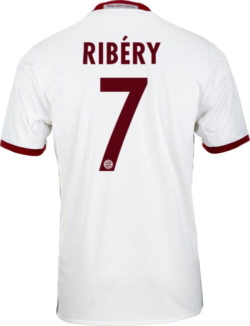 adidas Franck Ribery Bayern Munich 3rd Jersey 2016-17