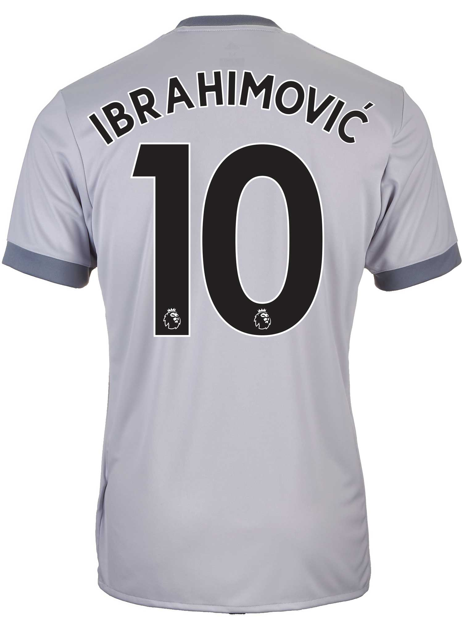 new product 14da2 ace31 2017/18 adidas Kids Zlatan Ibrahimovic Manchester United 3rd ...
