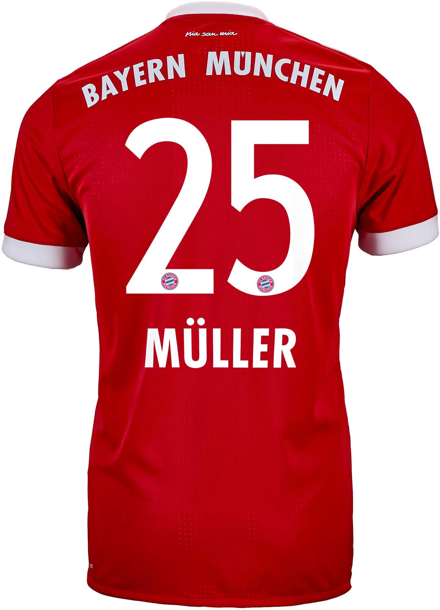 Official Thomas Muller Jersey | World Soccer Shop