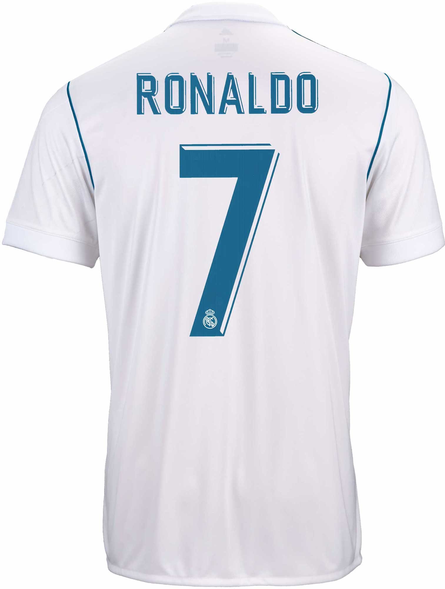 sports shoes 6c76c 424a9 adidas Cristiano Ronaldo Real Madrid Home Jersey 17-18