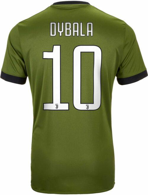 2017/18 adidas Paulo Dybala Juventus 3rd Jersey