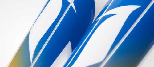 adidas Messi 10 Lesto Shinguards – White/Blue