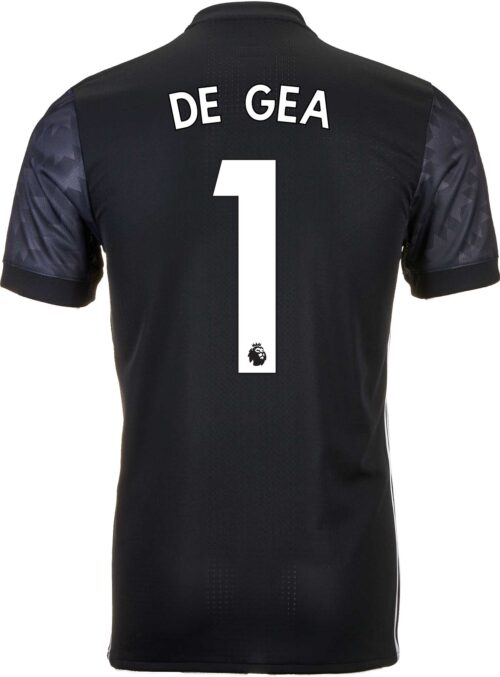 2017/18 adidas David de Gea Manchester United Authentic Away Jersey