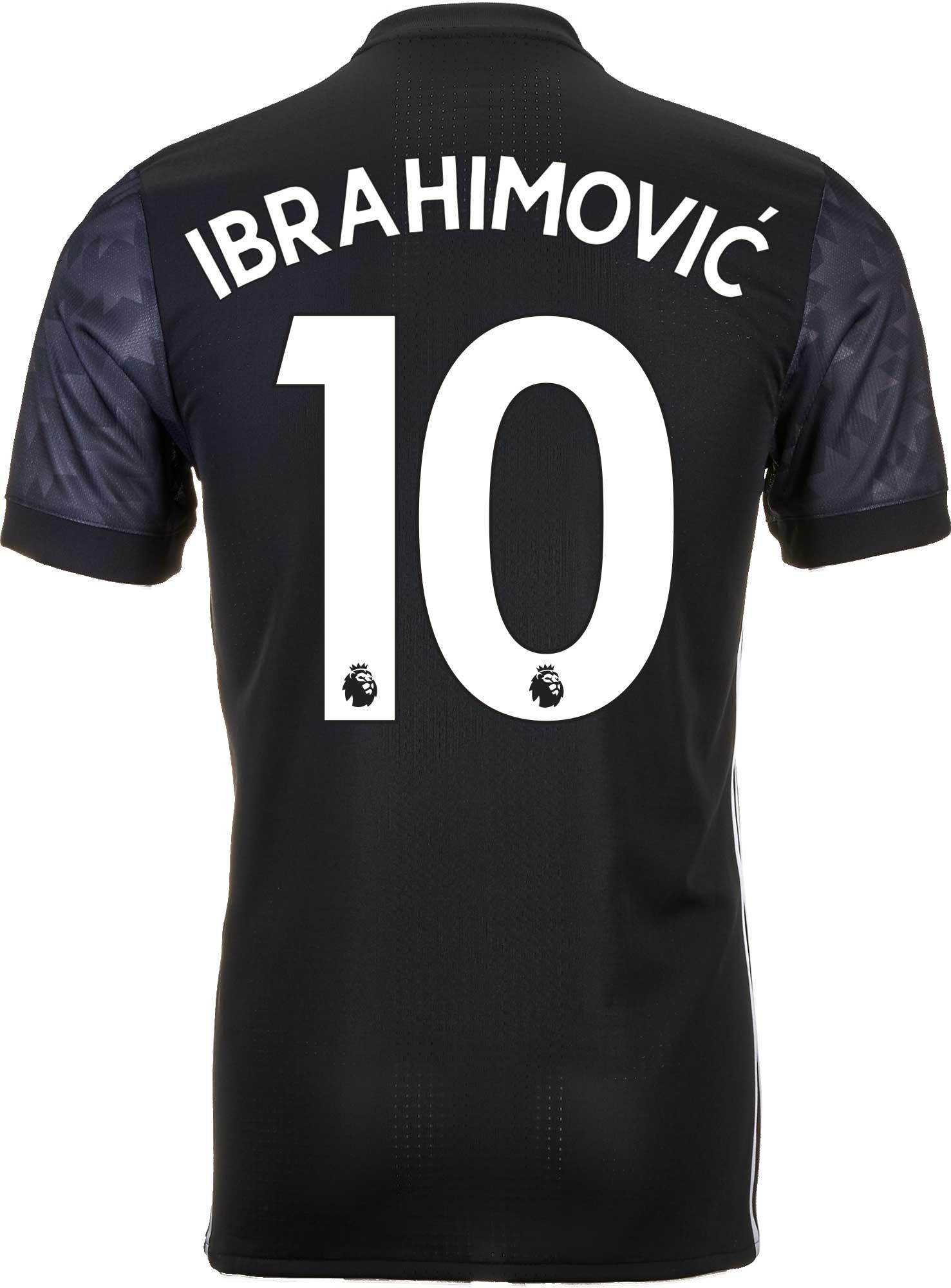 2017/18 adidas Zlatan Ibrahimovic Manchester United ...