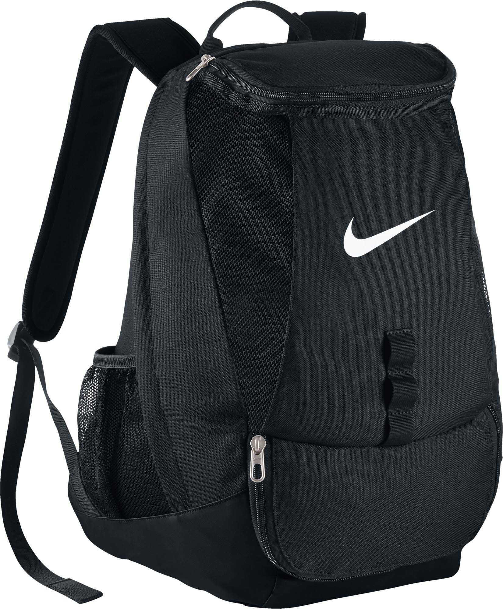 Nike Club Team Backpack - Black Nike Soccer Bag
