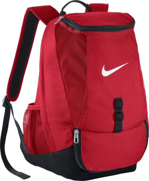 Nike Club Team Backpack – University Red/Black