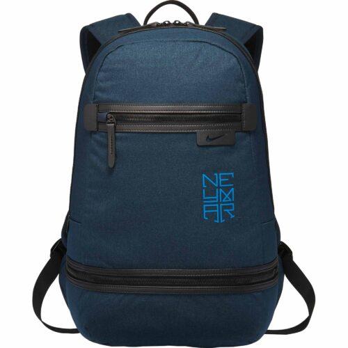 Nike Soccer Bags Neymar Backpack Armory Navy Black