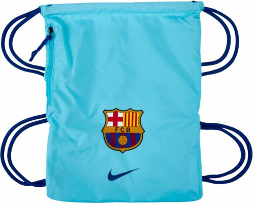 Nike Barcelona Gymsack – Polarized Blue/Deep Royal Blue