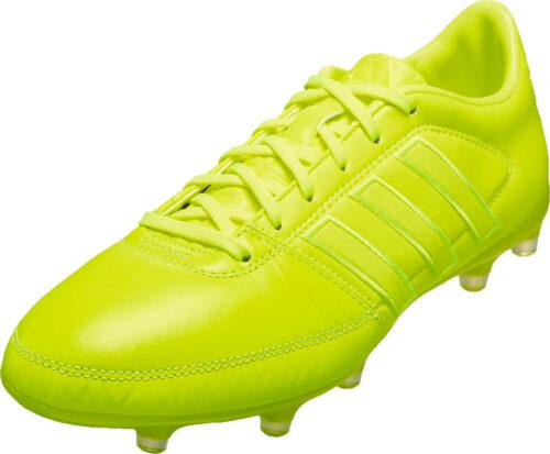 adidas Gloro 16.1 FG – Bright Yellow