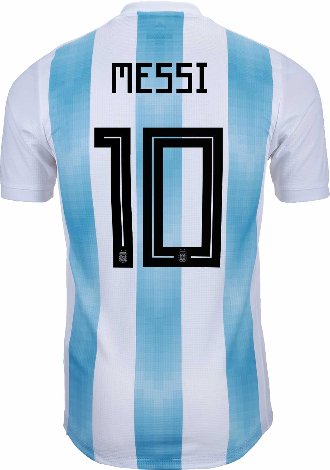 quality design ad7d1 46597 adidas Lionel Messi Argentina Authentic Home Jersey 2018-19 ...