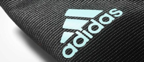 adidas Ghost Club Shin Guards – Energy Aqua/Legend Ink