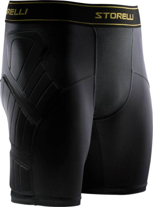 Storelli BodyShield Sliding Short – Black