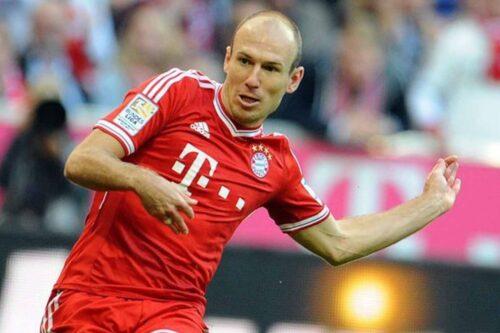 Arjen Robben Jersey