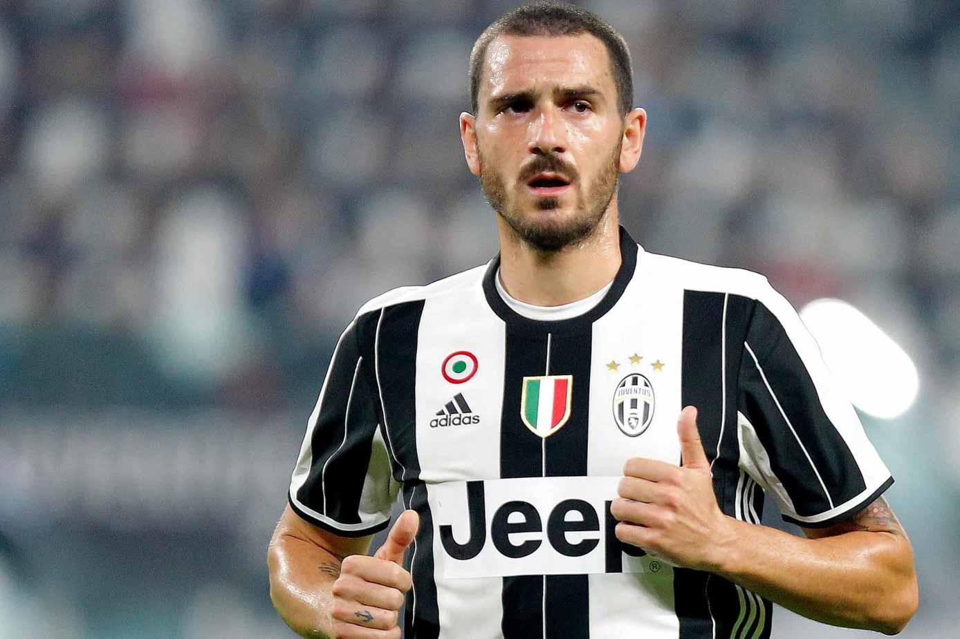 Bonucci Jersey - Italy & Juventus - SoccerPro.com