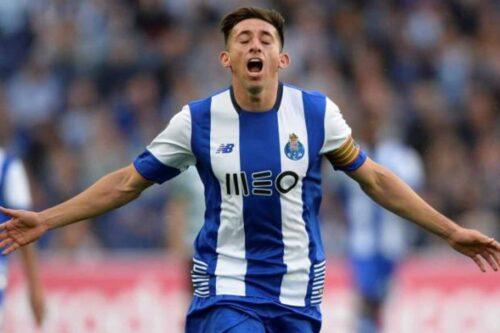 Hector Herrera Jersey