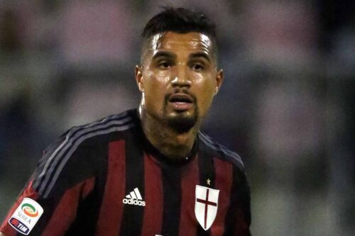 Kevin-Prince Boateng Jersey and Gear