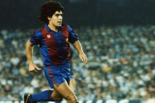 Maradona Jersey and Gear