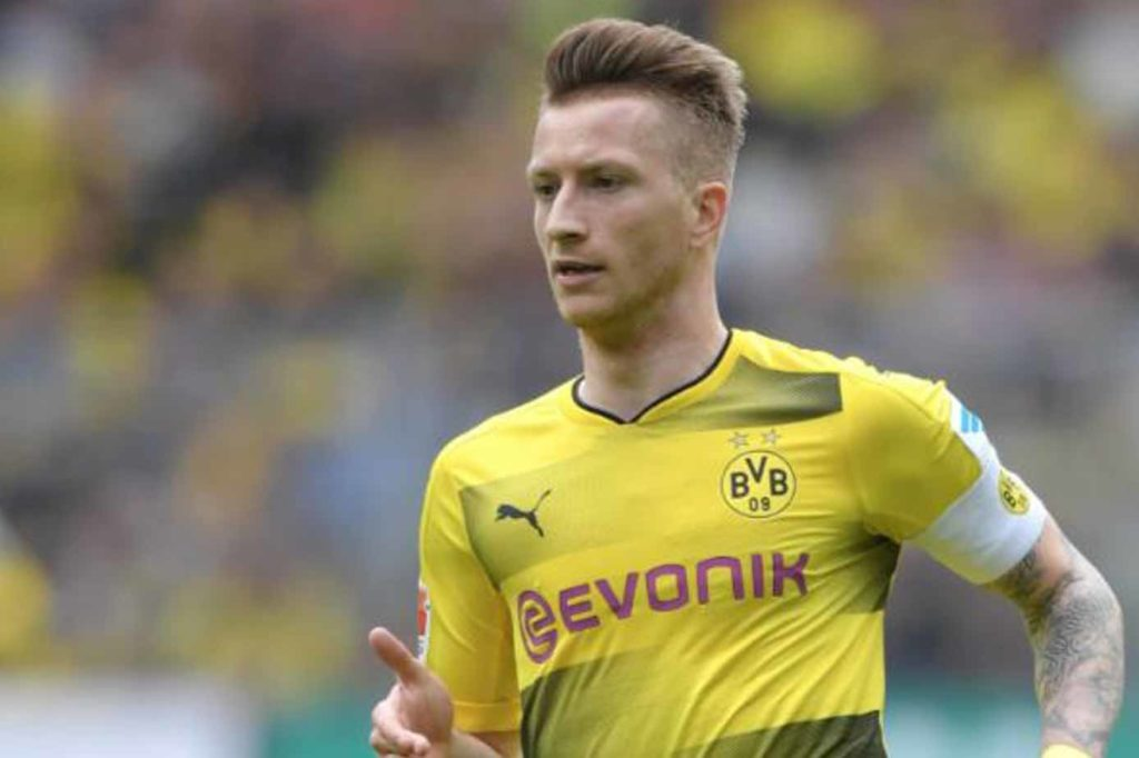 Marco Reus Jersey - Germany & BVB - Available at SoccerPro