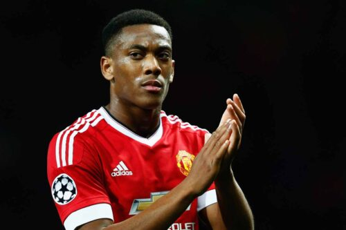 Martial Jersey