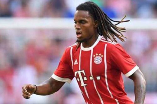 Renato Sanches Jersey