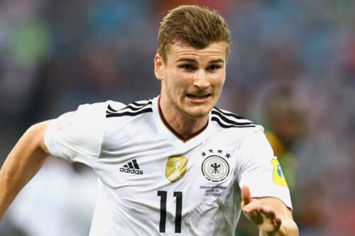 Timo Werner Jersey