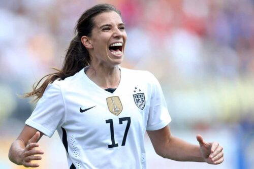 Tobin Heath Jersey