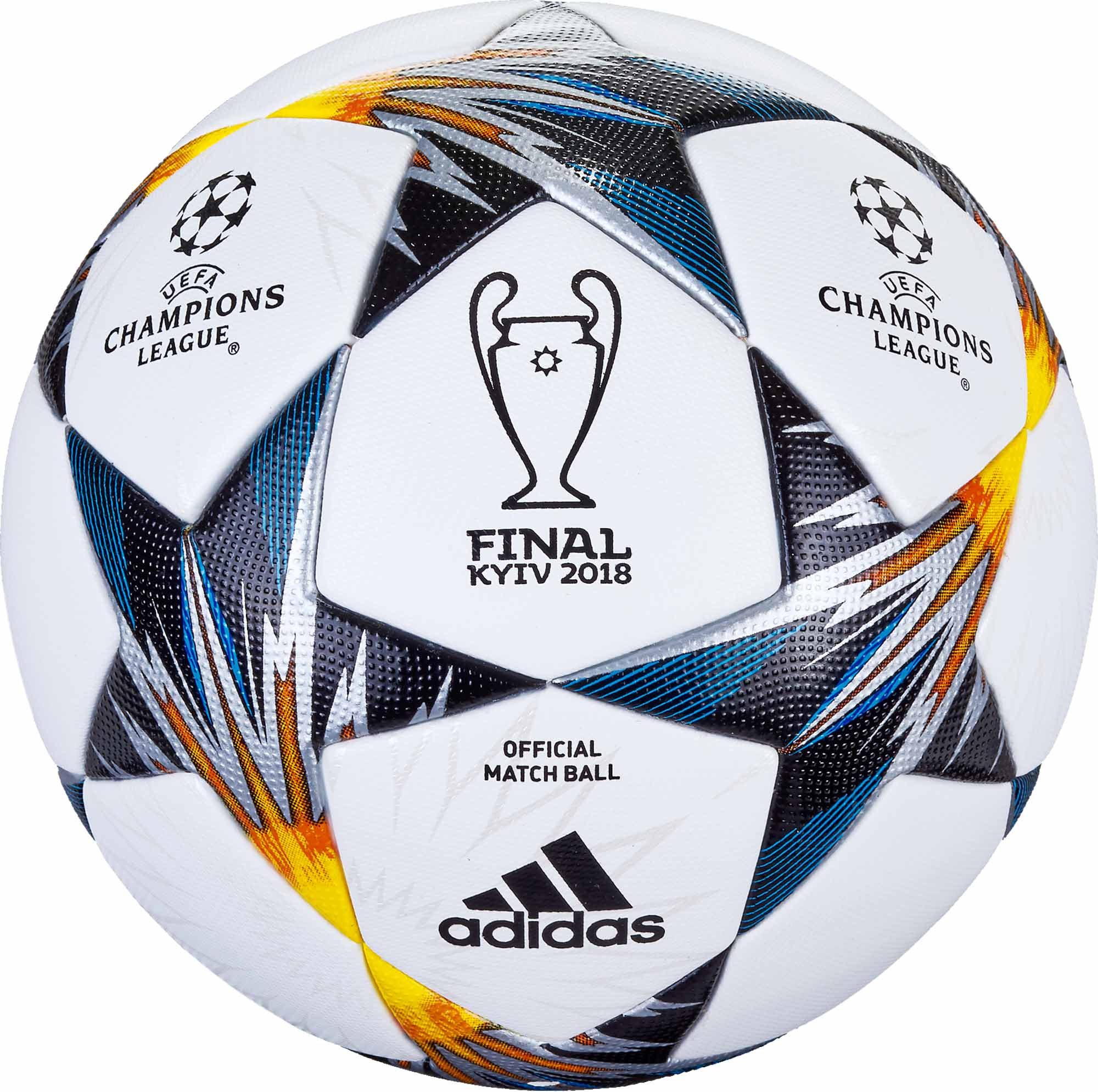 89e26639e adidas Finale 18 Kiev- UEFA Champions League Match Ball