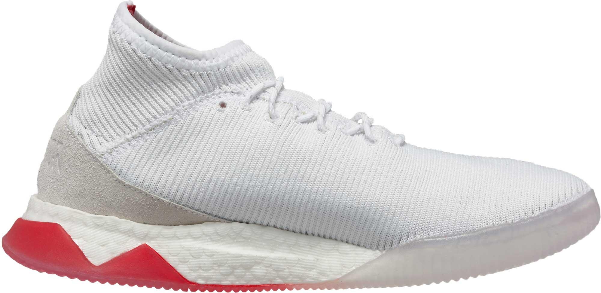9f9dcbb9f9f1bb adidas Predator Tango 18.1 TR – White Real Coral