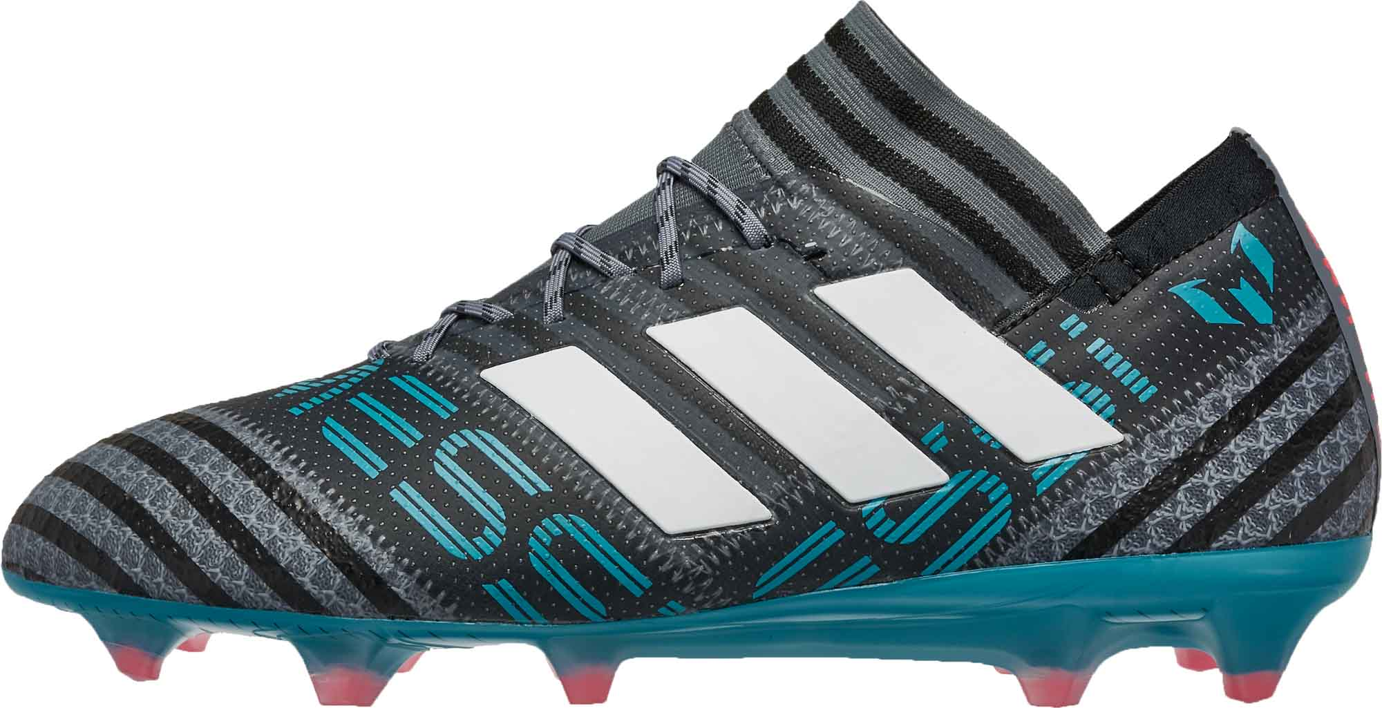 official photos 33c6f 55fa6 ... adidas nemeziz messi 17.1 fg grey white
