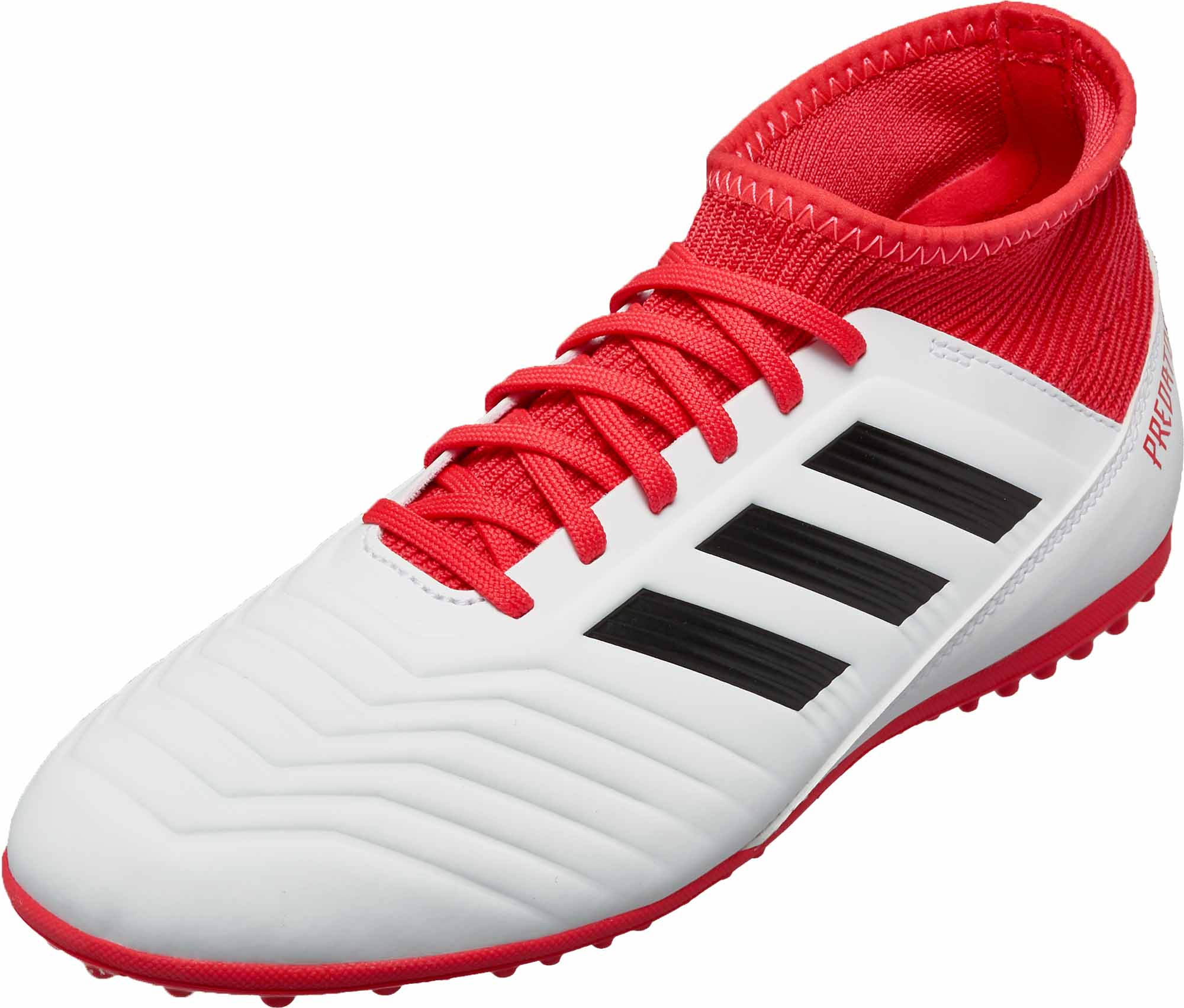more photos 25fda 080a1 adidas Kids Predator Tango 18.3 TF – White Real Coral