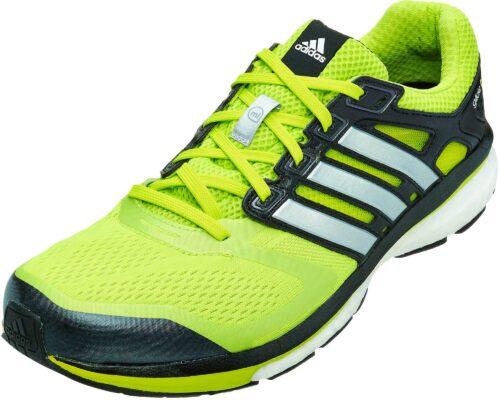 adidas Supernova Glide 6 Boost Running Shoes – Solar Slime