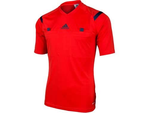 adidas Referee 14 Jersey Hires Red/Navy