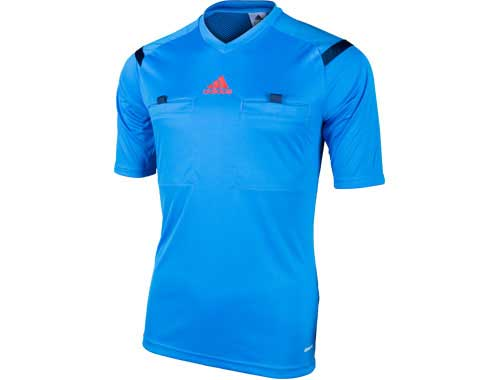 adidas Referee 14 Jersey Solar BlueNavy
