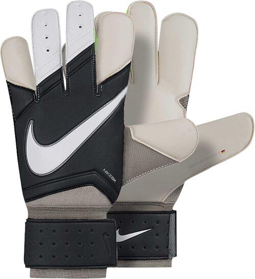 Nike Grip 3 Goalkeeper Gloves – Black/White