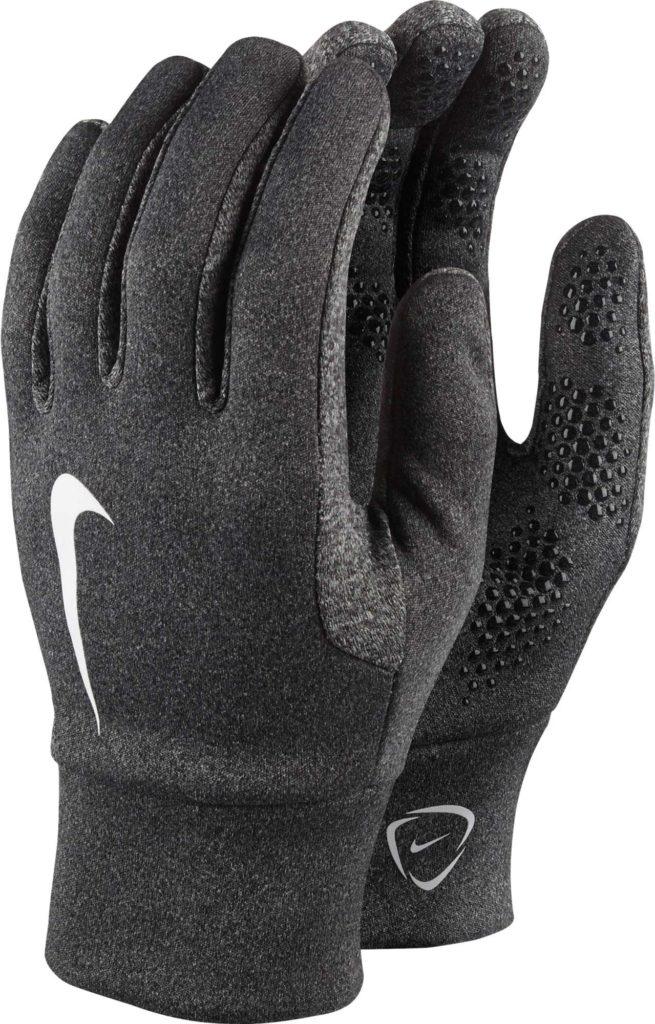 Nike Hyperwarm Field Player Gloves – Black Heather/Black