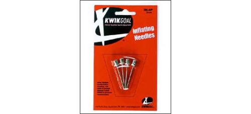 KwikGoal Inflating Needles  4 pack